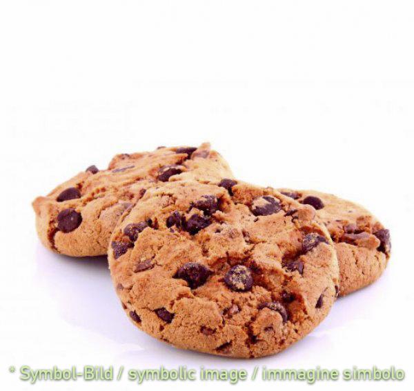 American Biscuits / biscottino americano - Dose 3,5 kg - Klassische Milcheispasten