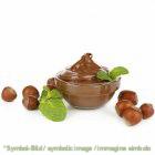 Haselnuss grob, grob / nocciola con granella grossa - Dose 12 kg - Klassische Eispasten Milcheispasten