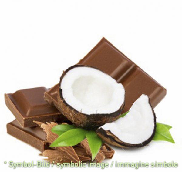 Kokosschokolade / ciocco cocco / Dose 2,5 kg - Klassische Eispasten Milcheispasten