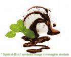 Stracciatella Mokka / copertura caffé - Dose 5,5 kg - Klassische Eispasten Milcheispasten