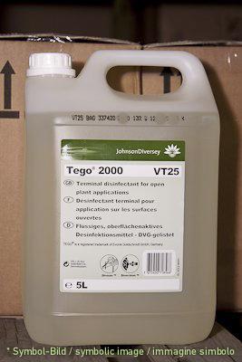 Tego 2000 (disinfectant / desinfettante) - can 5 Liter