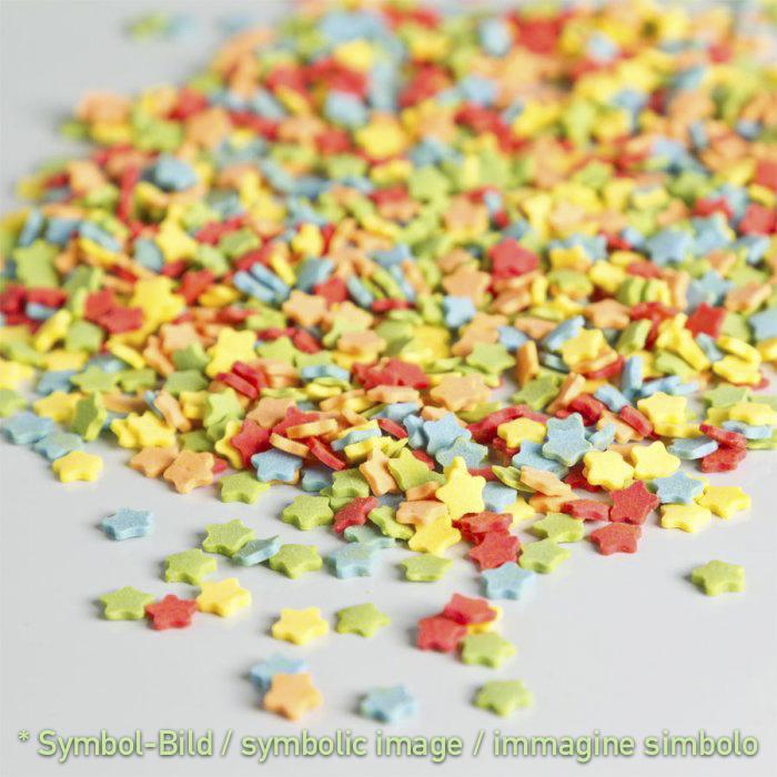 magic stars starlet / stelline - bag 0,3 kg (300g)  - Children's ice cream paste