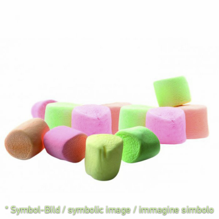 marshmallows - tin 3,25 kg - Children's ice cream paste