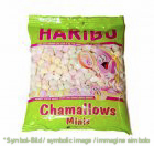 Marshmallows + Chamallows Haribo - Beutel 0,205 kg - Kinder Eispasten
