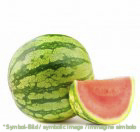Wassermelone / anguria - Dose 3,25 kg - Frucht Eispasten