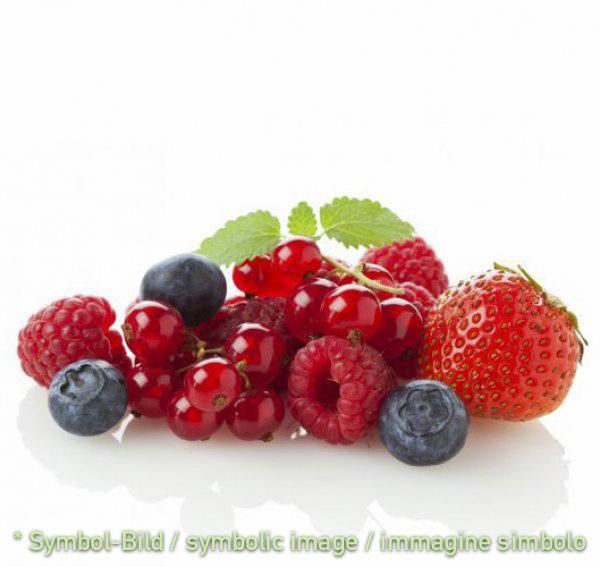 wild berries / frutti di bosco - tin 3,25 kg - Super Top Variegates