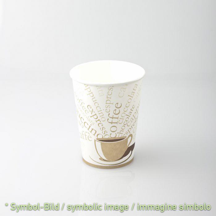 Kaffeebecher DOUBLE WALL / 450 ml - 12 OZ - Karton 1.000 Stück