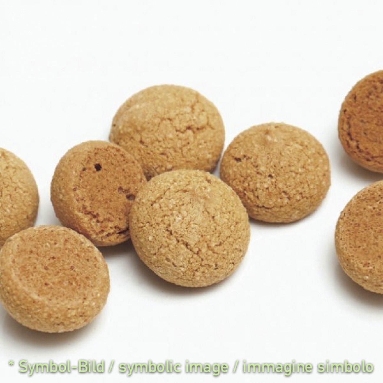 Amaretto - Streusel, grob / granella d'amaretto - Karton 4 kg - Eisbecher Dekor Garnier Artikel