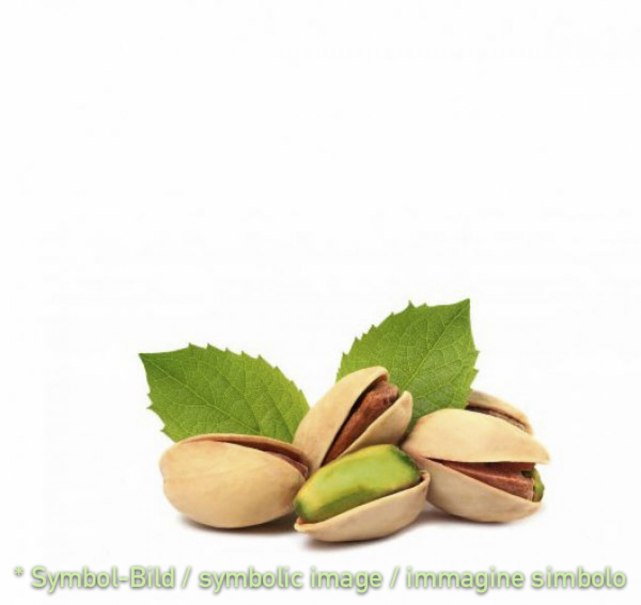 chopped pistachio / granella di pistacchio - bag 1 kg - Ice cream decoration garnish