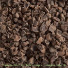 chocolate flakes coarse - box 5 kg - Ice cream decoration garnish