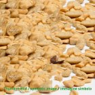 "almond brittle ""vienna"" / mandorle zuccherate - bag 2,5 kg - Ice cream decoration garnish"