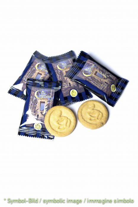 caramel cookies - 200 pieces