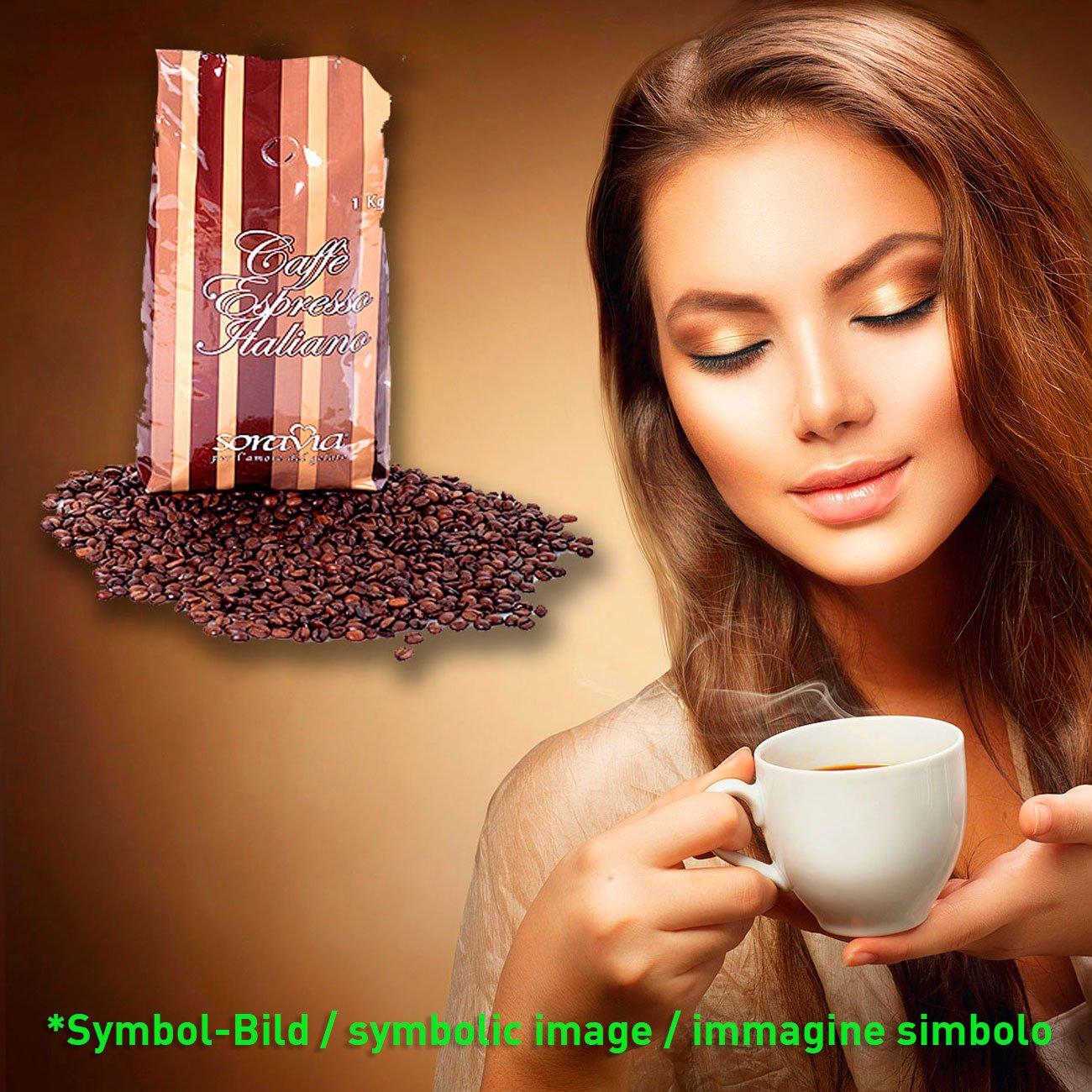 coffee SORAVIA, caffé SORAVIA - paket 1 kg