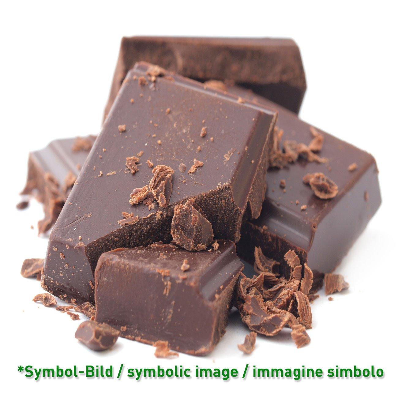 chocolate couverture 60/40/38 block / Blocchi di cioccolato - paket 2,5 kg