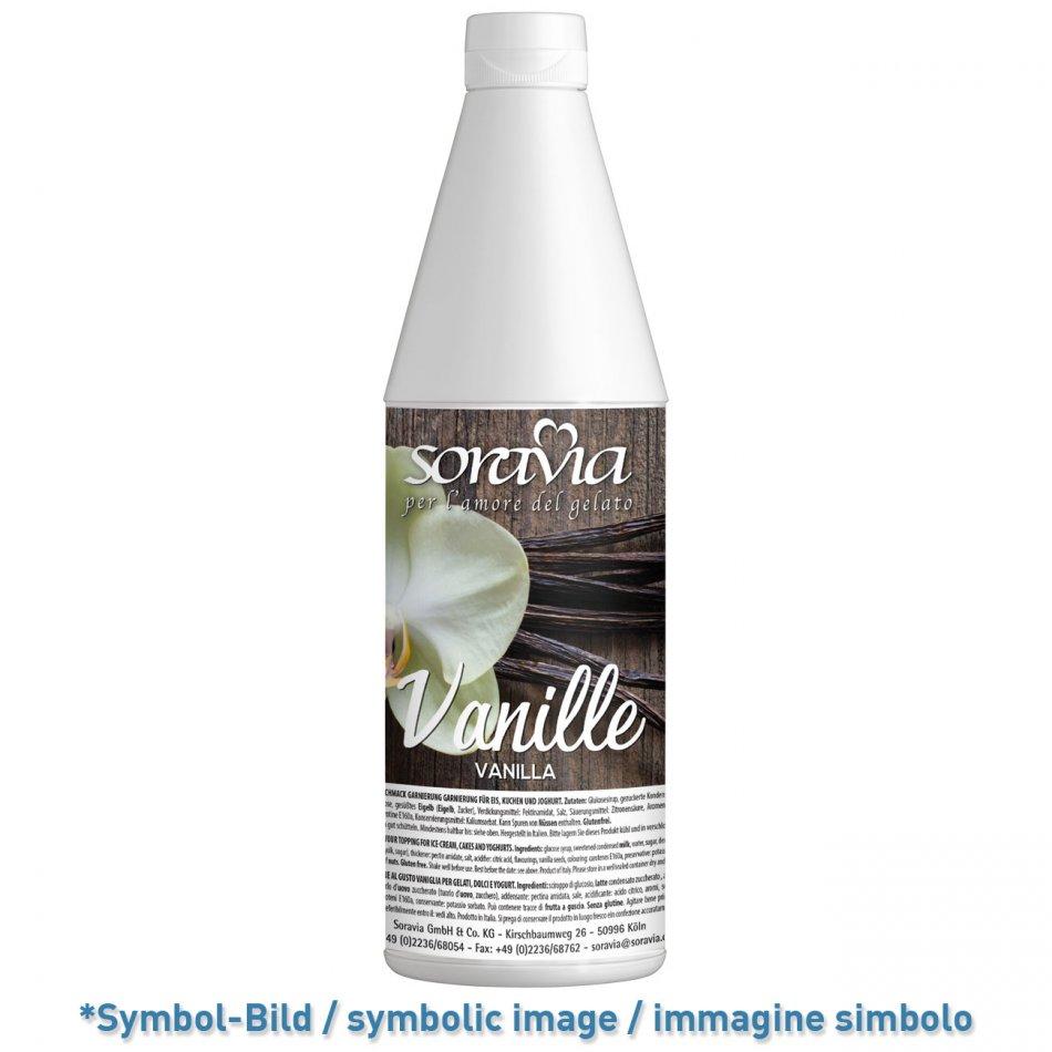 Vanille / Vaniglia - Flasche 1,2 kg - Eisflips Toppings