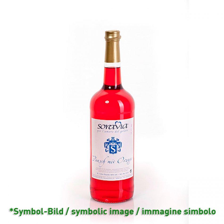 punch orange flavor 40Vol% - bottle 1 Liter