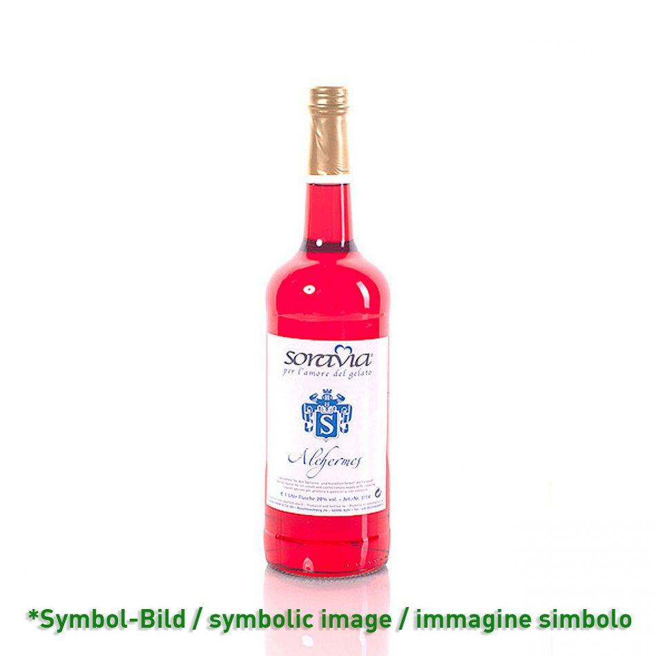 Alchermes 25Vol% - bottle 1 Liter