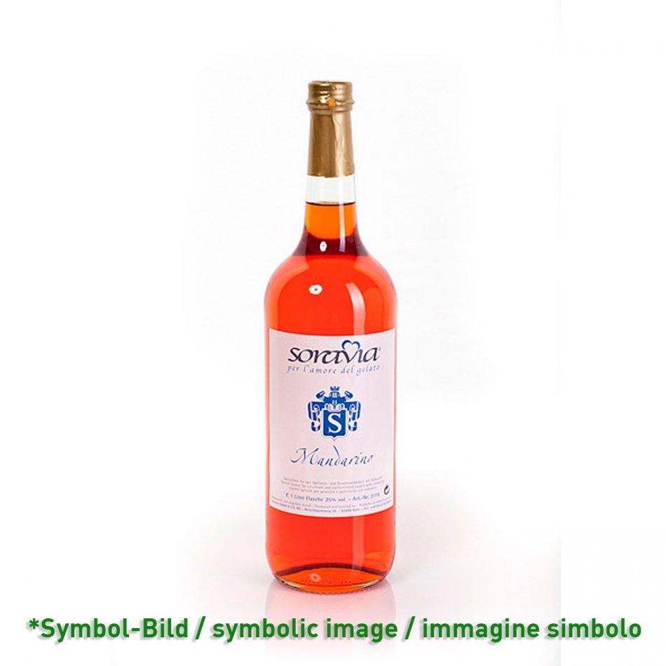mandarin, mandarino, 26Vol% - bottle 1 Liter