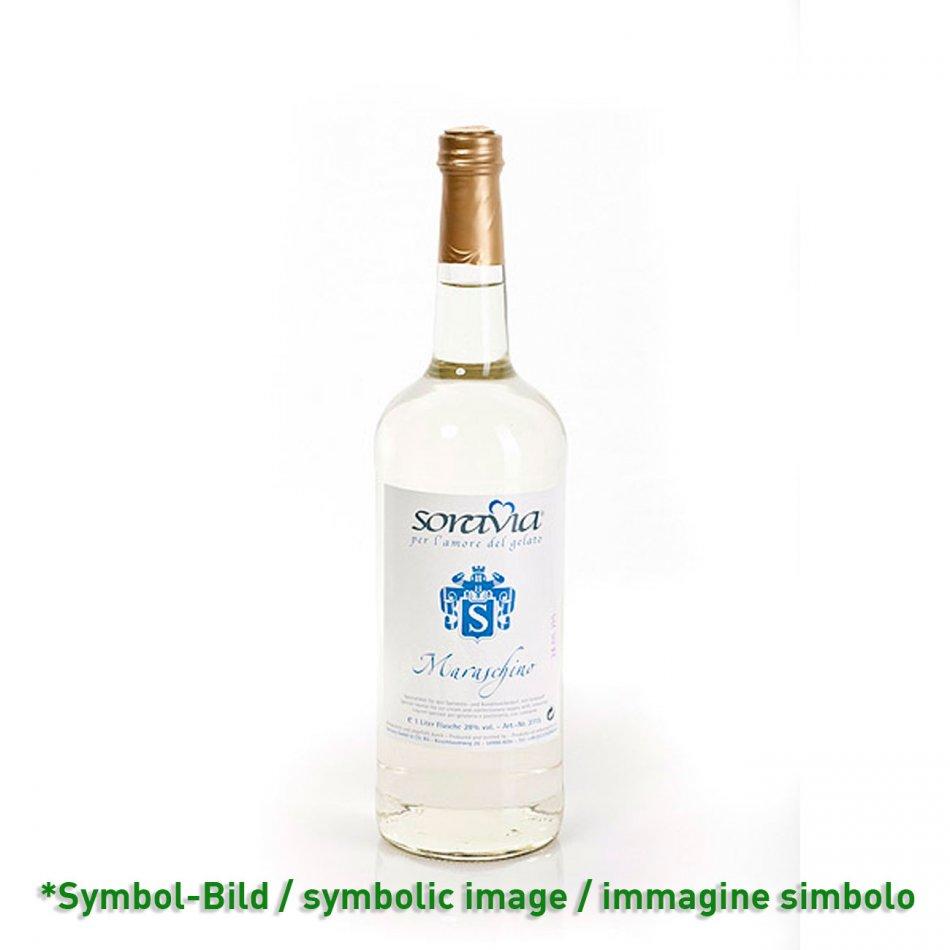 Maraschino 27Vol% - Flasche 1 Liter - Likör Eisliköre