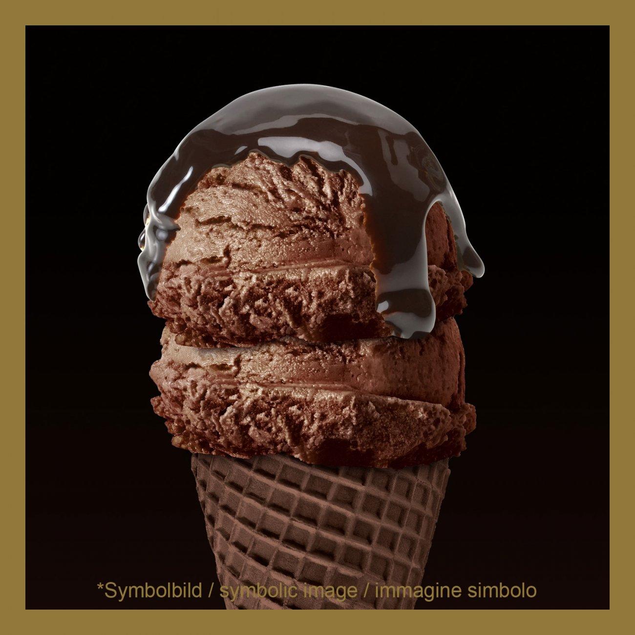 Pronto Bitterchoc / pronto cioccolato fondente - Beutel 1,75 kg