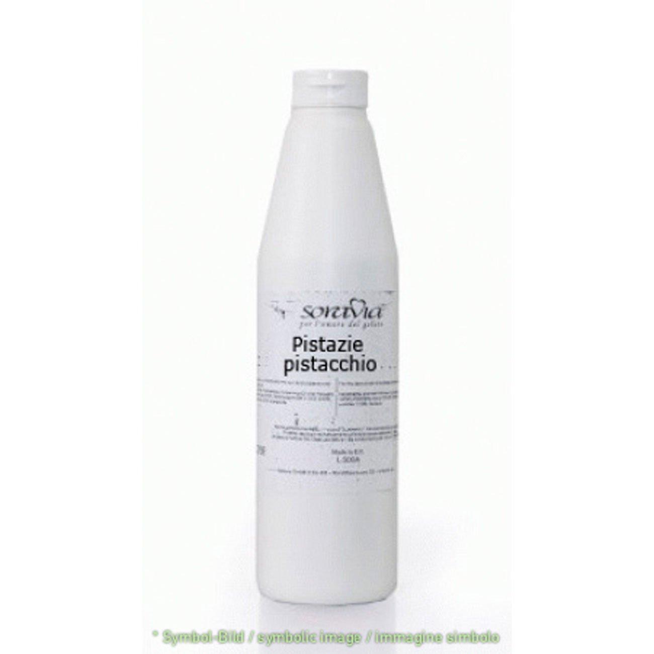 Pistazie / pistacchio - Flasche 1 kg - Eisflips Toppings