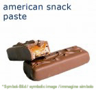 american snack paste - tin 3,25 kg - Classic ice cream paste ** BY RESERVATION ONLY!!!