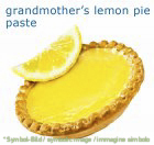 lemon pie - tin 3,25 kg - Classic ice cream paste