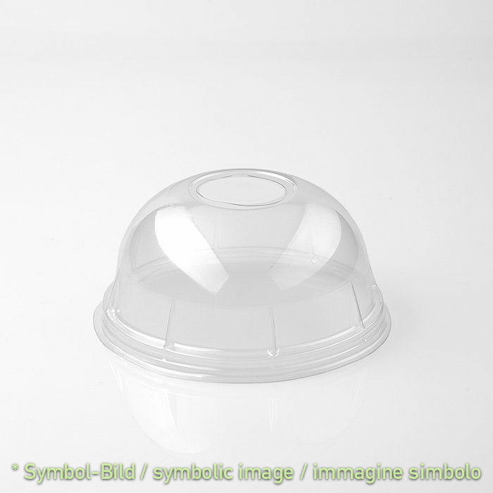 biodegradable clear cup  lid universal box 1000 pieces