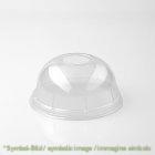 Clear cup Domdeckel universal - Karton 1.000 Stück - Trinkbecher aus Plastik Domdeckel für Clear Cup