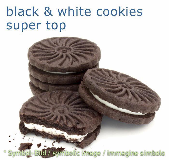 Black & White - tin 4 kg - Super Top Variegates