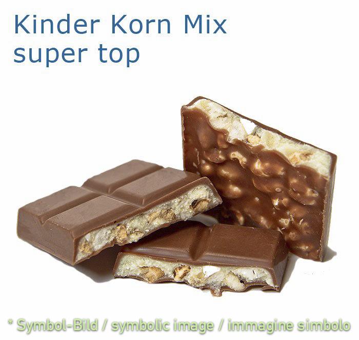 Kinder Korn Mix - Dose 2,6 kg - Super Top Marmorierer