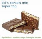 kid's cereals mix - tin 2,6 kg - Super Top Variegates