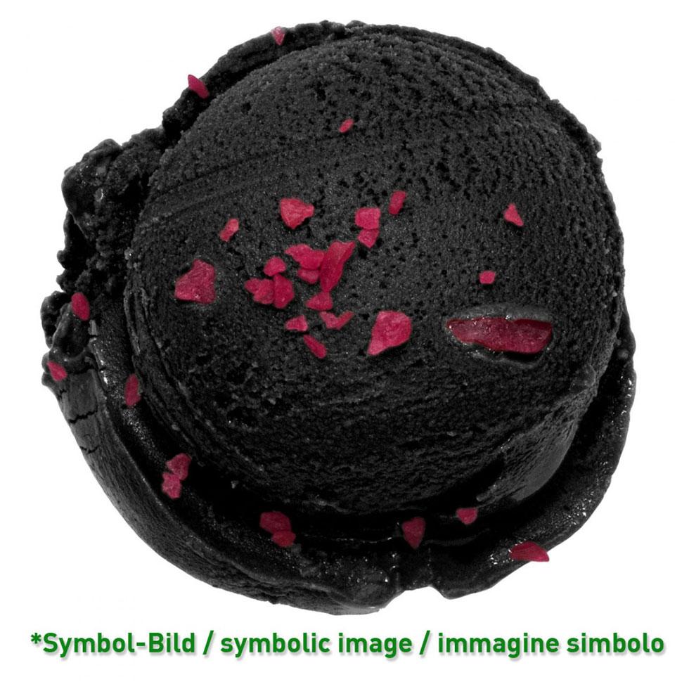 Black Night - Dose 3,25 kg - Klassische Eispasten Milcheispasten