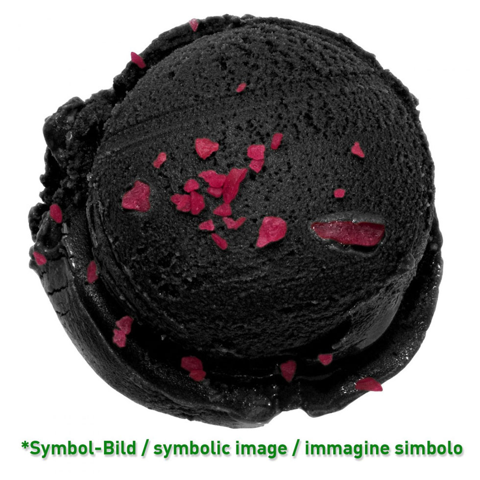 black night - tin 3,25 kg - Classic ice cream paste