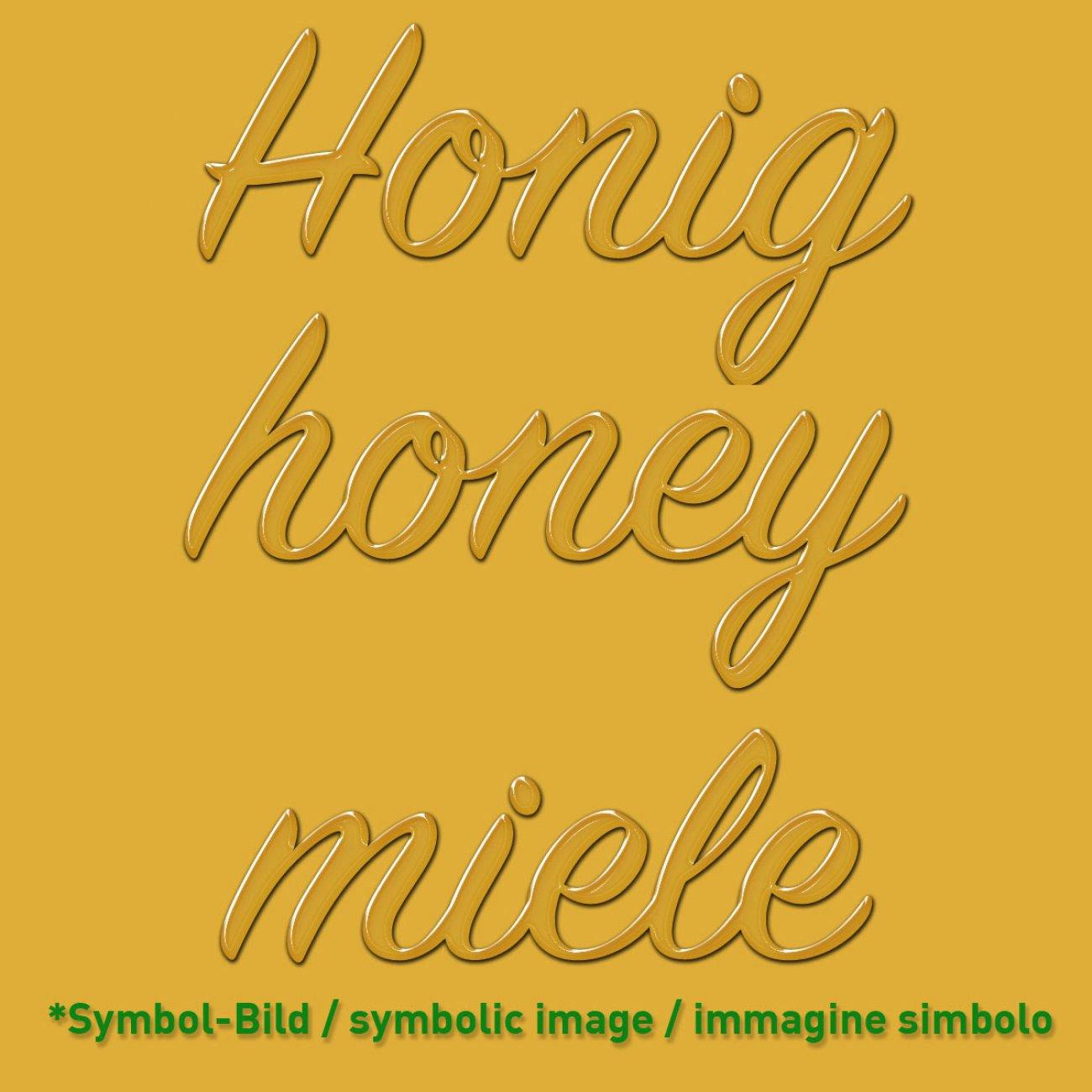 Honig / honey - tin 3,25 kg - Super Top Variegates