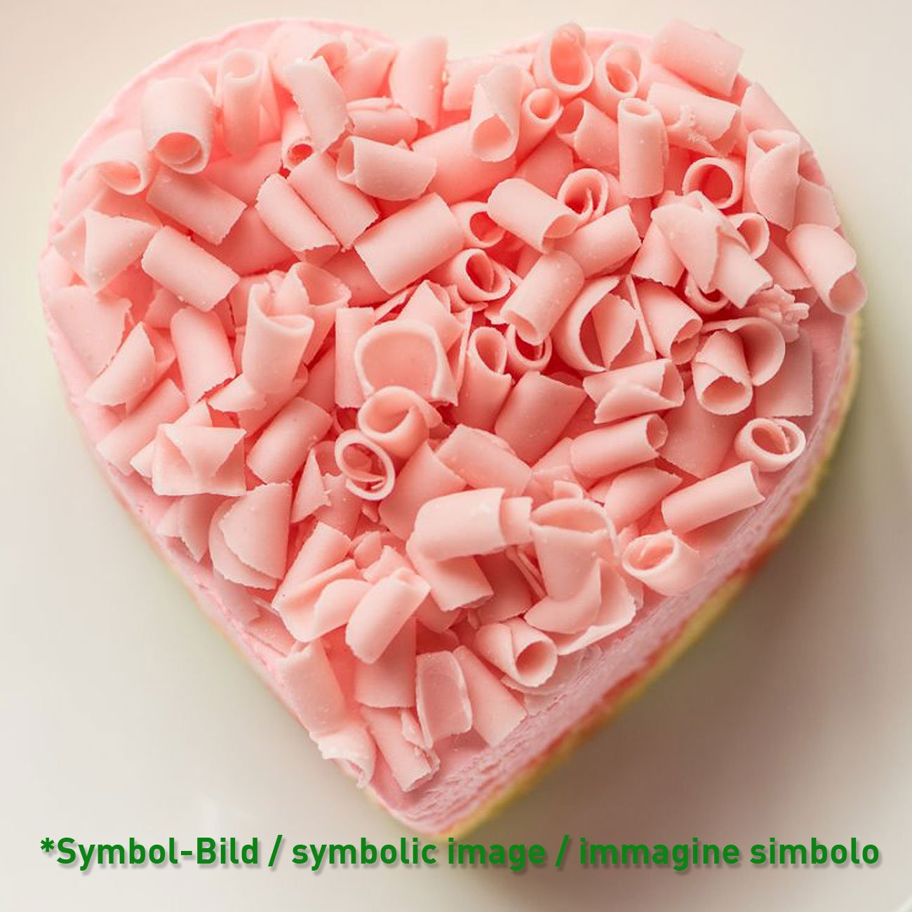 Schokolade rosa - Dose 3 kg - Klassische Eispasten