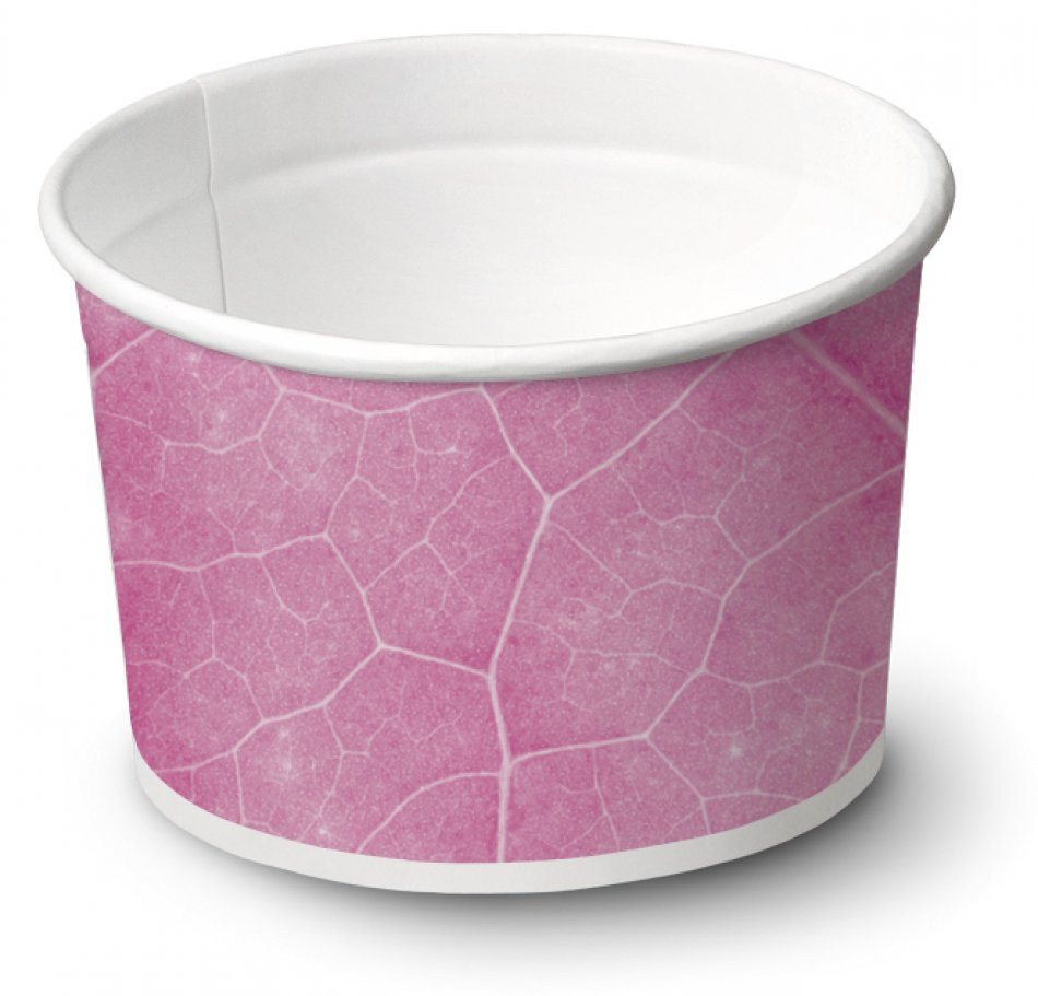 biodegradable Ice cream cup / Typ 95 / 1.680 pieces - paper