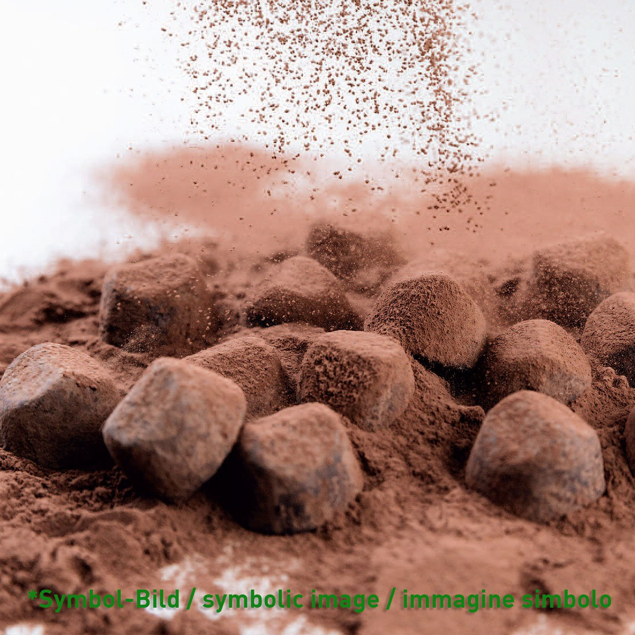 cocoa powder Dolce 20/22 (cacao in polvere) - paket 5 kg