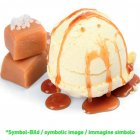 caramell, salted butter - tin 3 kg - spezial ice cream paste