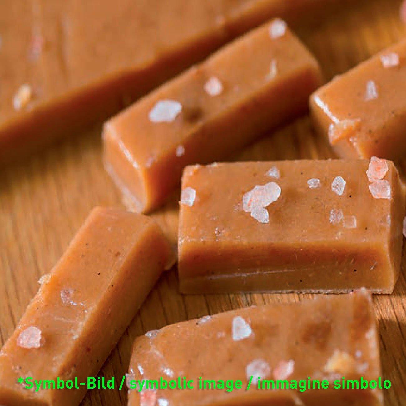 caramel, salted butter - tin 2,60 kg - Super Top Variegates