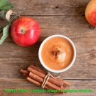 apple / cinnamon - tin 3 kg - Super Top Variegates