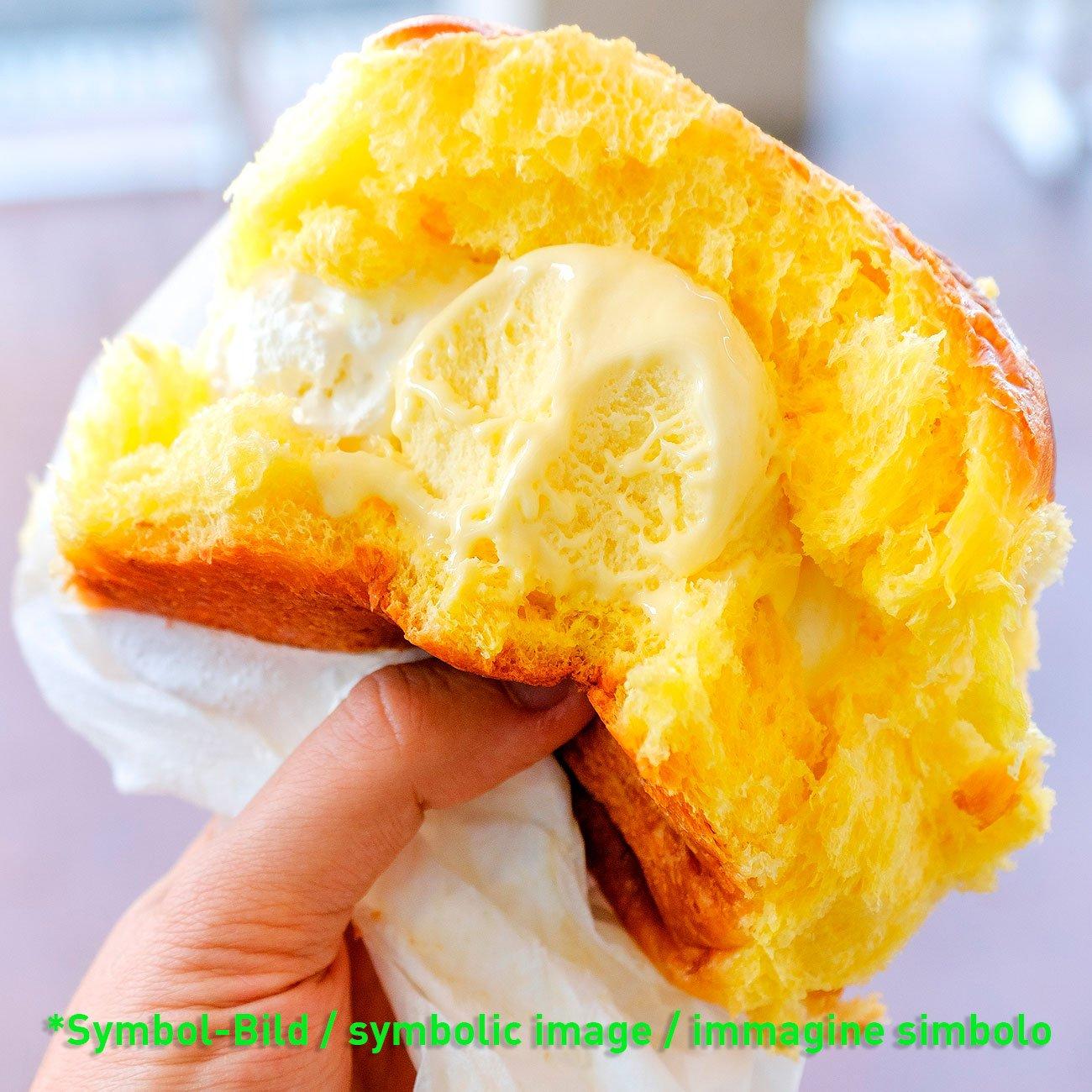 Crema Pasticcera - Dose 2,50 kg - Eispasten Milcheispaste Spezialitäten Eispasten